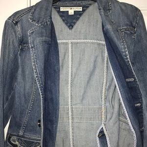 Tommy Hilfiger Jackets & Coats - EUC Vintage Tommy Hilfiger Jean Jacket Size M.